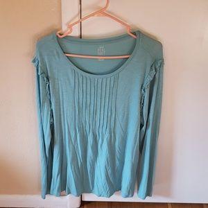 Aerie long sleeve shirt